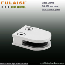 FULAISI Hot sale stainless steel glass panel clamp,glass clamp hinge,glass door hinge clamp