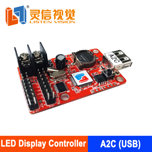 Factory direct sale display controller 32x320 pixels