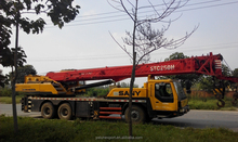 China SANY 2015 new designed crane XTC250 truck crane 25 ton capacity brand new