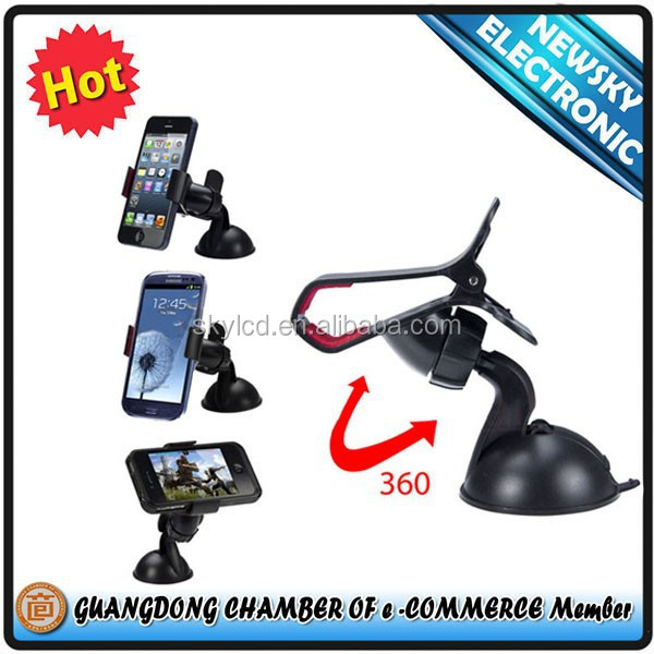 Universal Mobile Smartphone Cell Phone Car holder