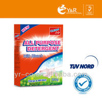 2014 top quality detergent washing powder making formula