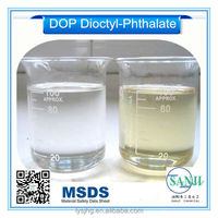 Dioctyl Phthalate DOP used in artificial leather