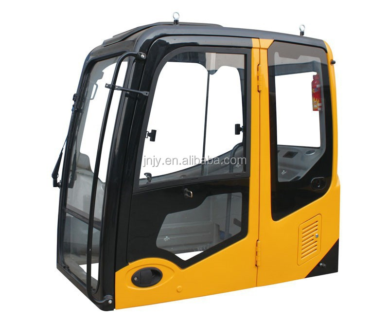driver cabin assembly, cab for excavator, excavator cab for pc210-7, pc200-7, pc220-7