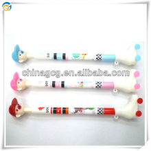 Animal Shaped Wheel Ball Pen