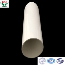 12 inch large diameter types of plastic water pvc pipe