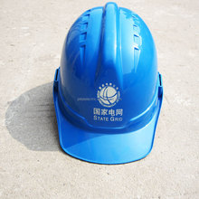 Electrical Fiberglass Safety Helmet