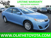 Certified 2012 Toyota Camry LE