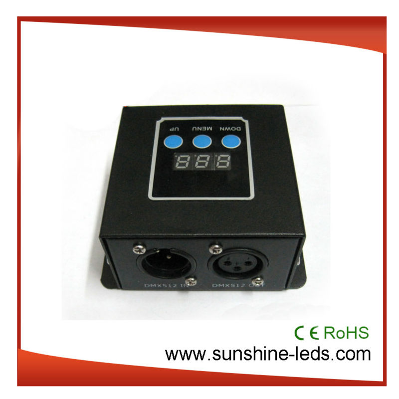 IR,RF,4 channel DMX,WIFI RGB programmable led controller sunrise sunset dimmer