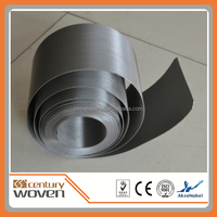 72/15 mesh stainless steel filter band for Screen Changer