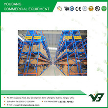 Hot sell 2015 cheapest 6 layer long span heavy duty warehouse storage server rack, rack storage (YB-WR-C71)