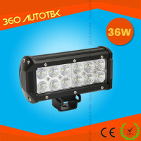 cheap hotsell 240w offroad roof light bar car accesories 36w 4x4 led light barfor tractor UTV