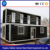 In australian Luxury 20ft 40ft two story container cargo prefabricated container homes for sale duplex prefab house granny flat