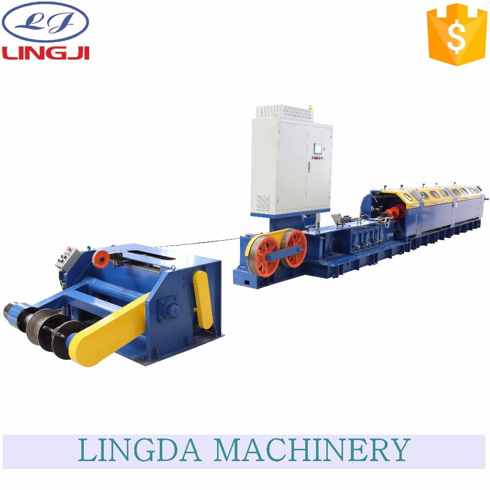 HGJ-200 high speed tubular stranding machine with best price