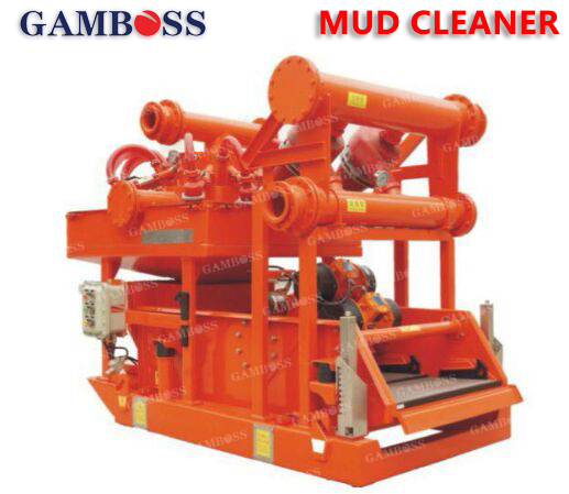 Petroleum Drilling Mud Cleaner