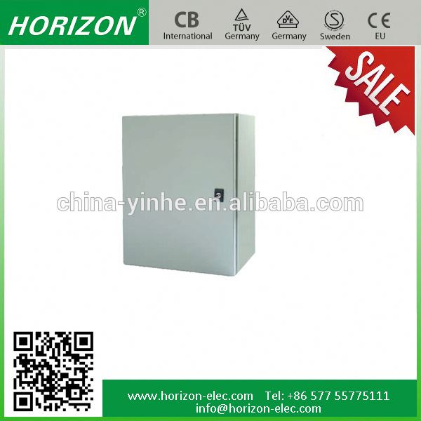 high quality wall mounting Sheet steel metal electrical enclosure