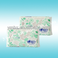 Dry cleaning plastic bag for tissue