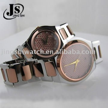 Coule tungsten watch with sapphire glass