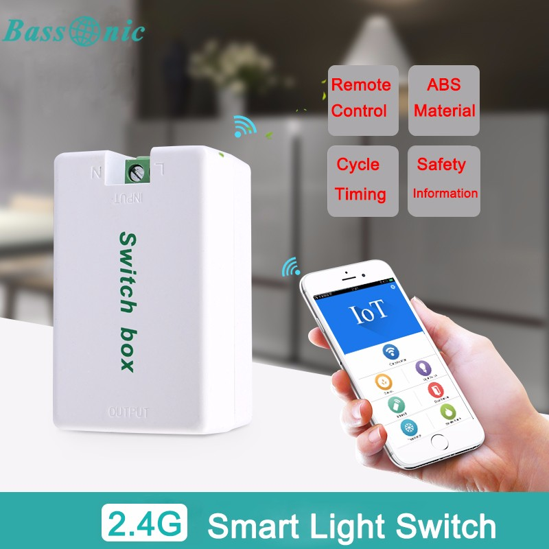 Best automatic turn off wireless light <strong>switch</strong> for home security