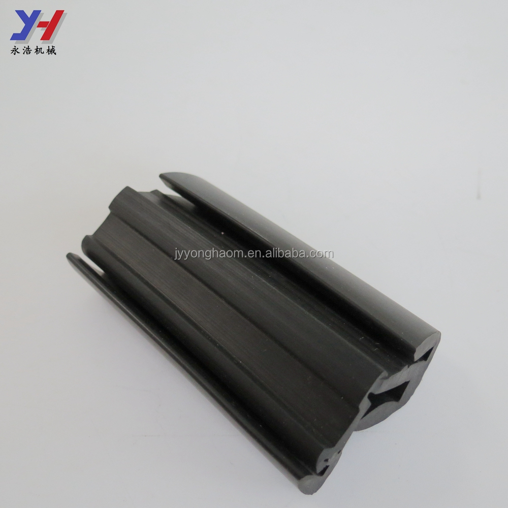Custom made waterproof wood door frame rubber seal