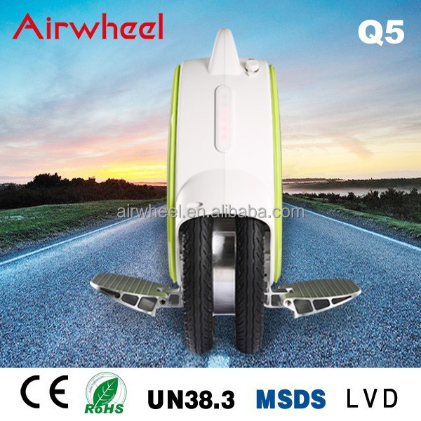 wholesale hoverboard 2016 best seller Airwheel Q5 electric self balancing scooter