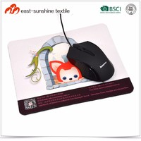Promotional Laptop Non Slip Rubber Mouse