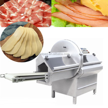 helped machinery semi automatic meat slicer for cheese sausage ham