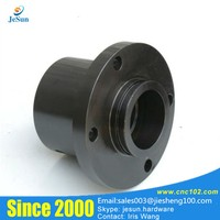 Anodized Turned Aluminum Parts Fabrication Service