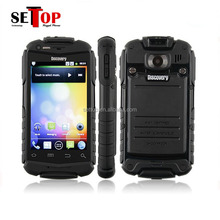 Cheap price 3g smartphone discovery v5+ rugged phone