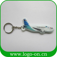 High Quality Plastic Promotional 3D Gift PVC Key Chain