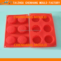 2015 household Plastic plastic mooncake mould For Germany (good quality)