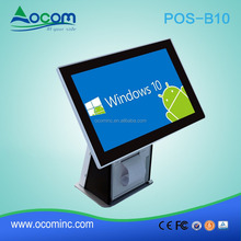 POS-B10 pos all in one touch screen monitor with MSR Optional