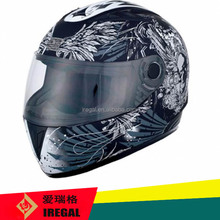 Most popular unique design full face karting helmet