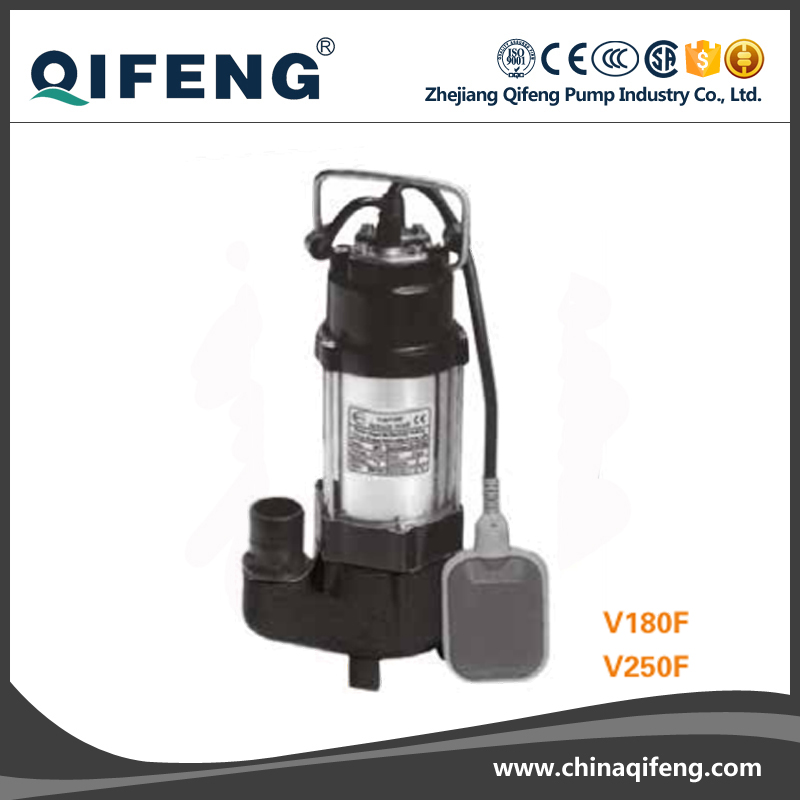 Custom High Quality sewage pump for basement