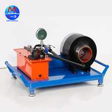 Factory manufacture up to 2 hydraulic hose crimping machine