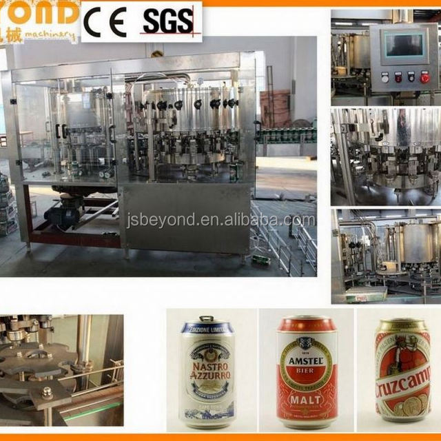 carbonated drink equipment