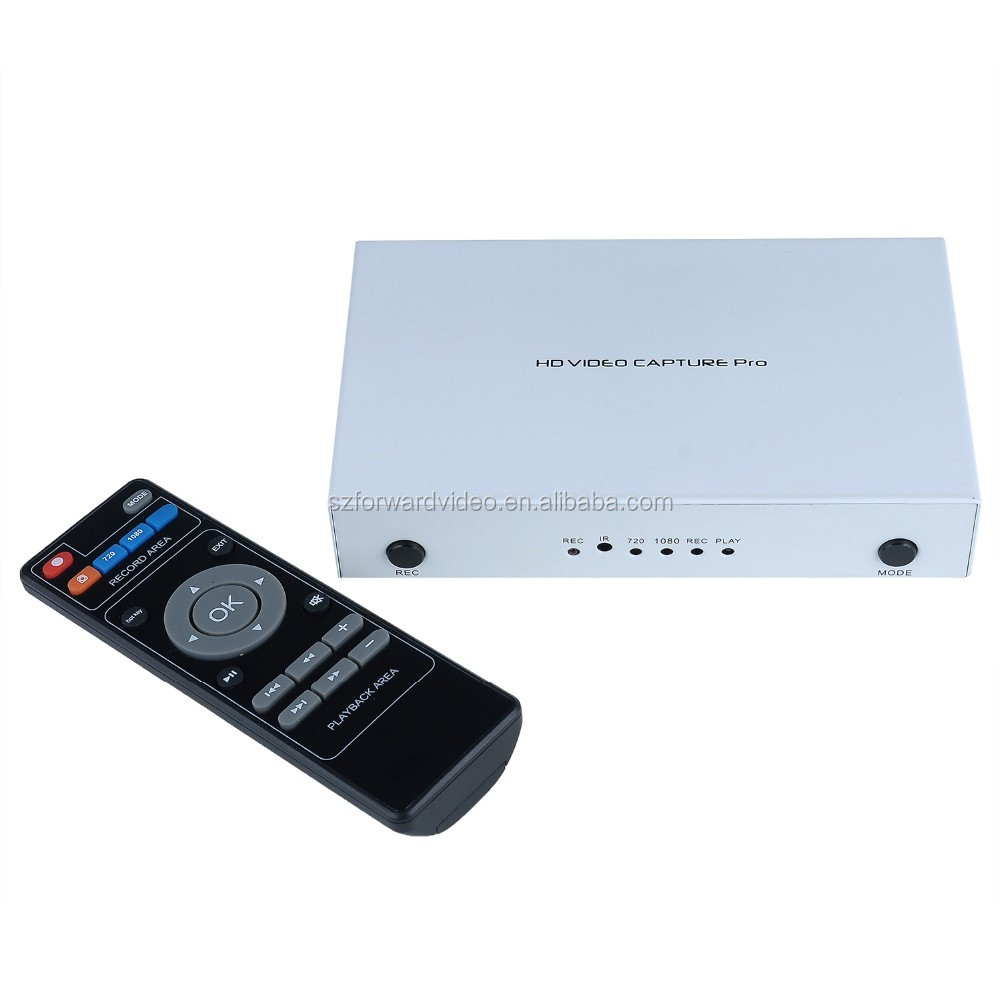 ForwardVideo hdmi video game TV game console capture with playback function ezcap291