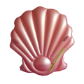 2018 new color inflatable seashell , scallop pool float