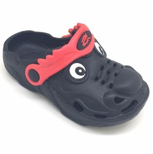 EVERTOP Fancy high quality all size are available black eva shoes in boys clogs for comfort