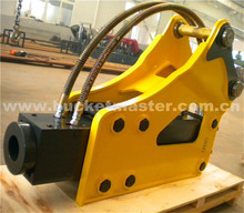 Varied Design hydraulic jack hammer for sale fit to 1-50t excavator
