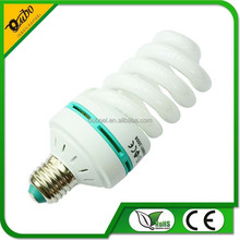 E27 40w full spiral cfl energy saving lamp