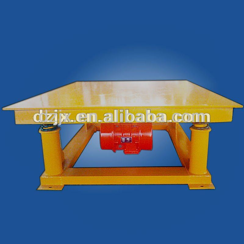 Profeesional Building Vibratory Platform for Mould