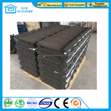 New Design Building Materials Colorful Stone Coated Metal Roof Tile