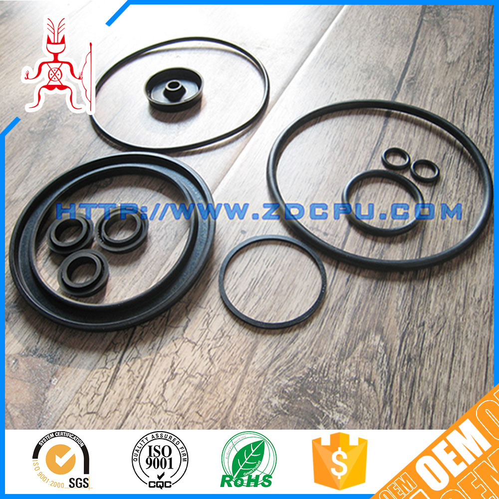 Professional production epdm automotive molded rubber product