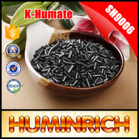 Huminrich Young Active Leonardite Soluble Potassium Humate Names Organic Fertilizers
