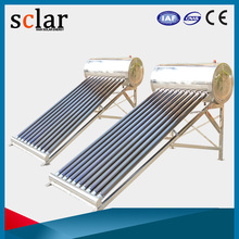 Rational Construction 20Tubes Low Pressure Wter Heters 200Liers Solar Water Heater