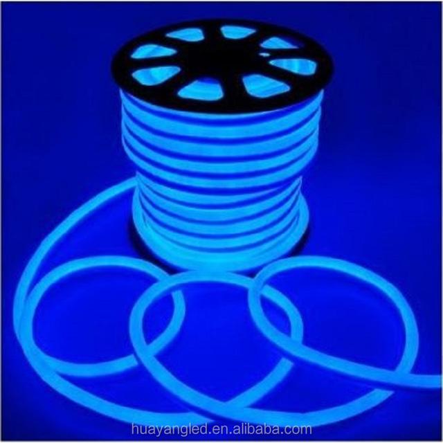 new multi-color 220V flexible LED Neon Light Strip Rope for Outdoor Street/Bar KTV Lighting