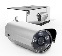 HD 1.0 Megapixel WI-FI P2P CCTV IP camera with WDR CMOS sensor