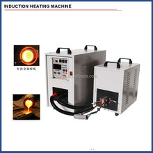 low price portable high frequency induction heating machine 100-400KHZ