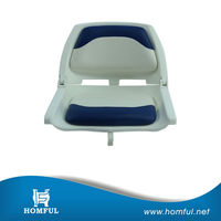 fixed driving seat folding boat seats racing boat seats