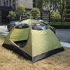 Brand new outdoor 1-2 person camping tent folding tent camp tent